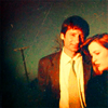 Mulder & Scully--young