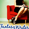 Fantasy writer- writing