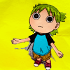 a lost teddybear.: Yotsuba-aliens are coming