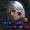 Dante--We're All Satisfied