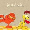 Illegitimi Non Carborundum...: Garfield