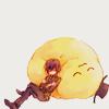 Chicken Pie: cheese-kun