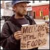 food, html, code