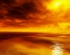 horizon aglow