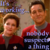 Nobody suspects a thing