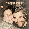 Angel: Miscellaneous - Steve and me squish