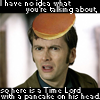 Fandom, Time Lord pancake