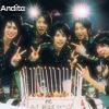 Andrea: Arashiiii