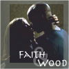 Spiletta42: Faith/Wood kiss