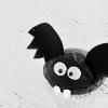 hallowe'en: goofy bat