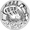 Celtic Swan Icon