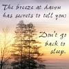 Rumi: Breeze at Dawn