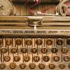 Typewriter - Olde
