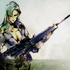 mgs: sniper wolf: stoic