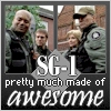 SG-1 awesome