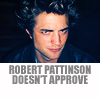 Amy: Rob does not approve