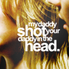 Fangirlage like WHOA.: SPN // Sam&Jo - My Daddy Shot Your Daddy