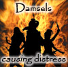 Jim C. Hines: Damsels Causing Distress