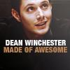 Bine: spn dean awesome