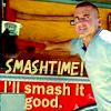 Maz (or foxxy!): I'll smash it good