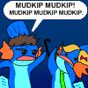 Howse; Mudkip mudkip!!