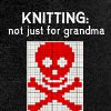 knitting pattern, Grandma