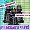 ebuchala: Daleks Procrastinate