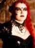 vampire, photo de chloe, cheveux rouge