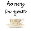 honey in your tea icons