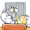 子rin - An faigh: fail