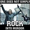Draco: Rock Mordor
