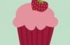 paul frank cupcake!