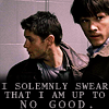 Charlotte: Up to No Good - Sam & Dean
