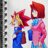 YGO - Anzu/Yuugi fic come to life