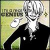 Sanji Genius Sanji