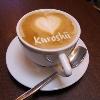 kuroshii: kuroshii cappuccino