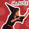 BSC: Claire >> (pikes' resident witch)