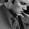 davidishot: Ianto black and white