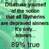 slytherin sinners