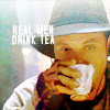 sagedarkwoods: real men drink tea