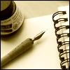 feeling writer-ly, writing, inspiring muses