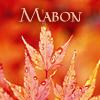 Pagan- Mabon