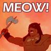 Jamie: Frazetta - Meow!