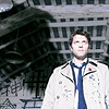 yeah, i live on the hellmouth.: SPN - Castiel