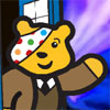 Blue: Pudsey!Doctor