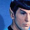 Il Capitano: spock (blues)