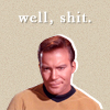 kirk (well shit)