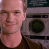 Dr. Horrible smirk
