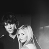 Christie: {sam/buffy} black and white
