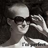 I'm perfect!
